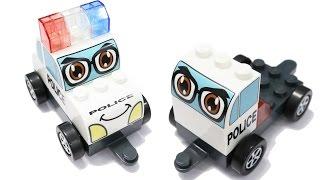 Đồ chơi Chichi land Đội xe biến hình - Anh Cảnh sát trưởng - Police Car Transformer