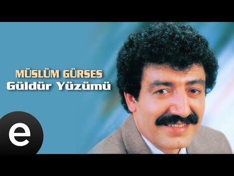 Müslüm Gürses Güldür Yüzümü Albüm Kapağı