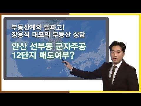 [부동산상담] 안산 선부동 군자주공 12단지 매도여부_20170725