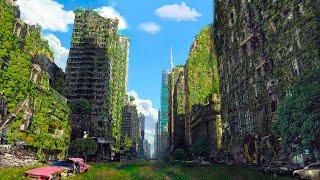 Самые Большие ЗАБРОШЕННЫЕ Города, в Которые Невозможно Поверить!