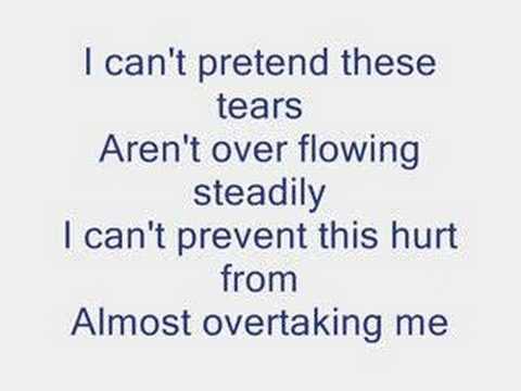 MARIAH CAREY - BUTTERFLY (ALBUM VERSION) LYRICS