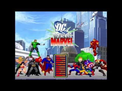 DC Vs Marvel 2 0 - Mugen Download | GO GO Free Games