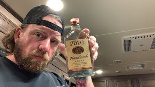 Time for Tito's and Chef Beau in the kitchen. thumbnail