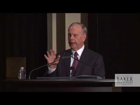 A Conversation With The Honorable Robert Zoellick