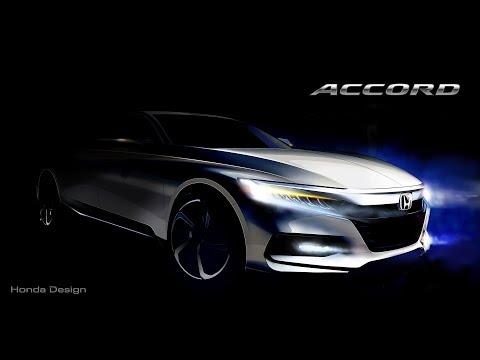All-New 2018 Honda Accord - Livestream Reveal