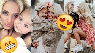 😍You have to see this mother and her DAUGHTER!!😮👑#Savannah Soutas MUSICAL.LY❤😎