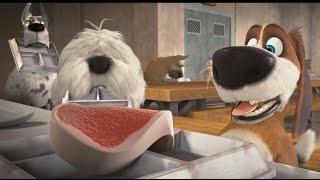 Большой собачий побег (2016). Трейлер на русском.
