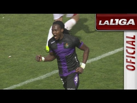 Resumen de Rayo Vallecano (1-2) Real Valladolid - HD