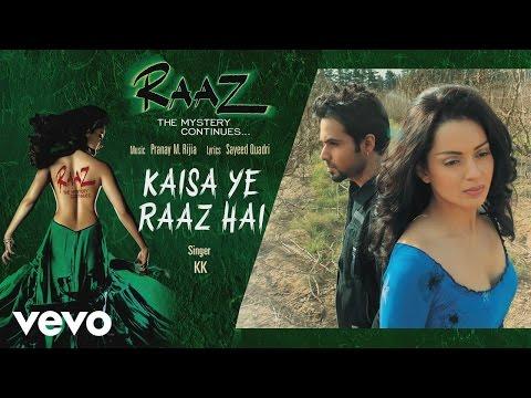 Kaisa Ye Raaz Hai - Official Audio Song | Raaz - The Mystery Continues