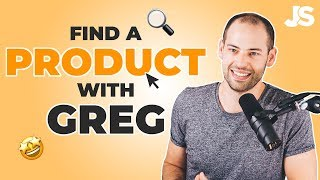 How to Find an AWESOME Amazon Product with Greg Mercer   Jungle Scout