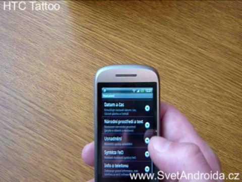 HTC tattoo cast2