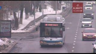 74 областных маршрута, курсирующих по Алматы, перейдут в ведение города (02.12.16)