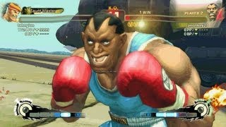 Stupid Street Fighter IV