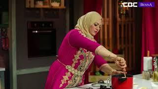 تحميل فيديو المطبخ الجزائري: كروكات الدجاج وتحلية بجوز الهند مع الشيف ليلى هرموش