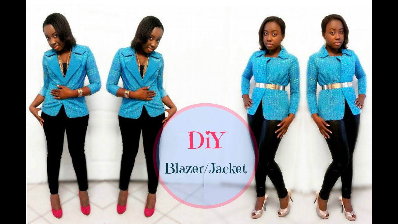 How to Sew a Jacket