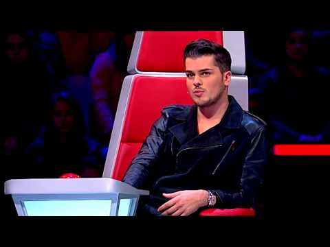 "Alexandre Guerra  - ""Creep"" Radiohead - Prova Cega - The Voice Portugal - Season 2"