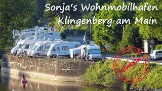Leni & Toni CHECK: Sonja's Wohnmobilhafen in Klingenberg am Main
