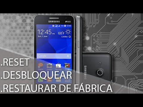 Como Formatar Samsung Galaxy Core 2 Duos SM-G355 || Hard Reset, Desbloquear. G-Tech