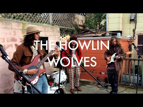 Pow Magazine: The Howlin Wolves at The Church Of Surf San Francisco October 22, 2016