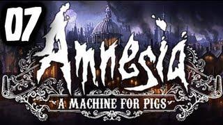 """ALE POMPA!  - """"Amnesia: Machine for Pigs"""" #07 - Zagrajmy z Esem!"""