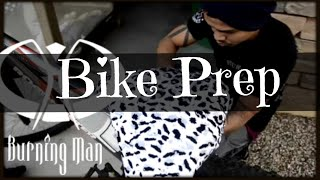 Burning Man Bike Prep | Part One