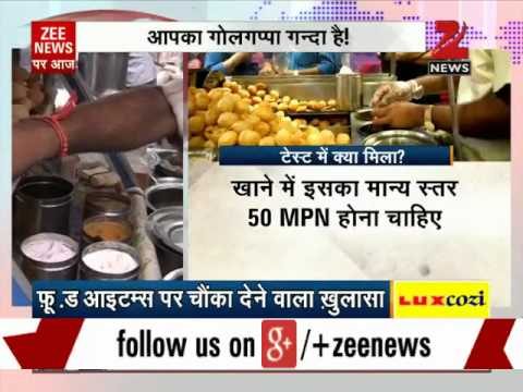 Street food in Delhi contains high level of faecal matter: Study