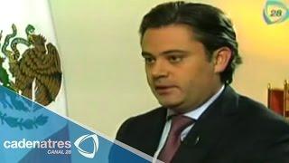 Entrevista a Aurelio Nuño, Jefe de la Oficina de la Presidencia (Parte 1)