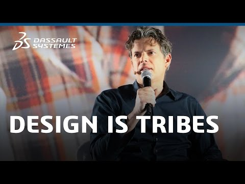 Design Is Tribes - Dassault Systèmes