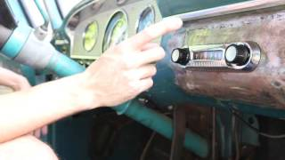 AM Radio Blue Tooth Conversion Update (5) -- 1966 F100 #52