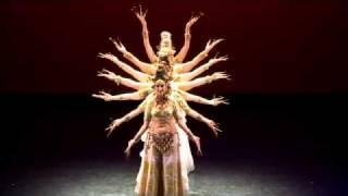 Shahrazad und Chandrakala-Asian Tribal part 1