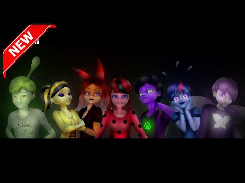 Miraculous Ladybug - Speededit: Kwamis In Human Form [25 000+!!!]