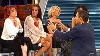 Debate transexualidad con Dana International (1998)