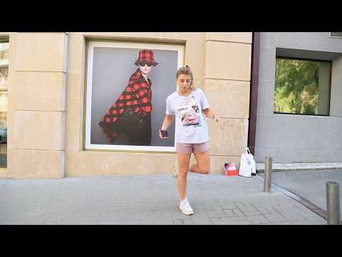 ТРИ простые  танцевальные движения для начинающих  - ТАНЕЦ ШАФЛ