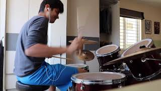 Silence Slushii Remix - Drum Cover