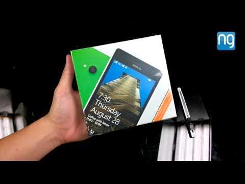 แกะกล่อง Nokia Lumia 730 มีอะไรบ้างมาดูกัน พร้อมจำหน่ายใน #MobileExpo