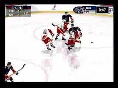 Nhl 99 Pc Gameplay Footage Youtube