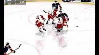 NHL 99 PC - Gameplay Footage