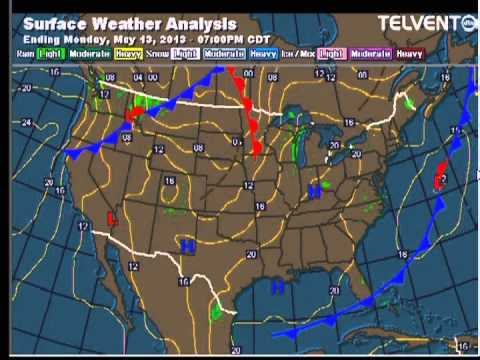 5-13-13 St. Paul, MN TPT-WX (90's in the forecast) - 11:13 pm