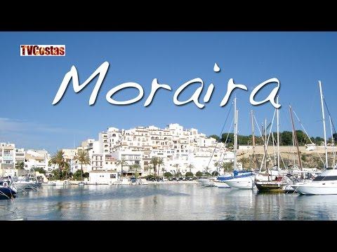 Moraira Costa Blanca Spain (Tour)