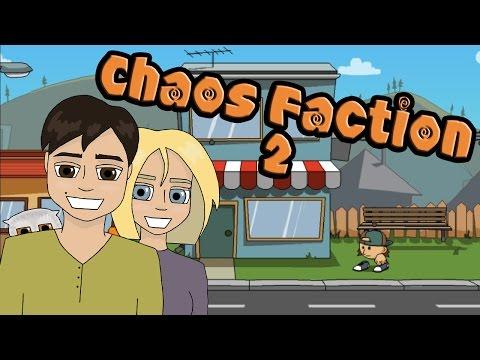 Chaos Faction 2 ♦Отвязные Парни♦ [ФЛЕШ ИГРЫ НА ДВОИХ]