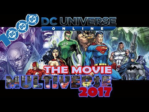 DC Universe Online; THE MOVIE
