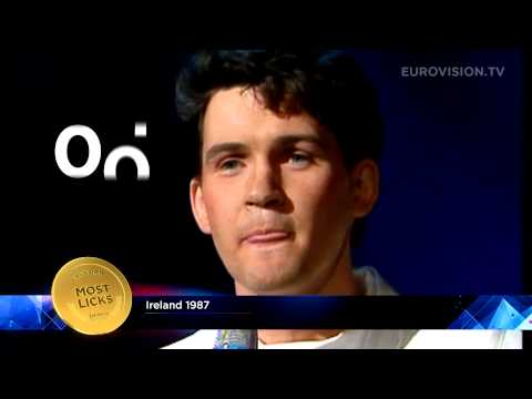 Eurovision Book Of Records: Most Licks