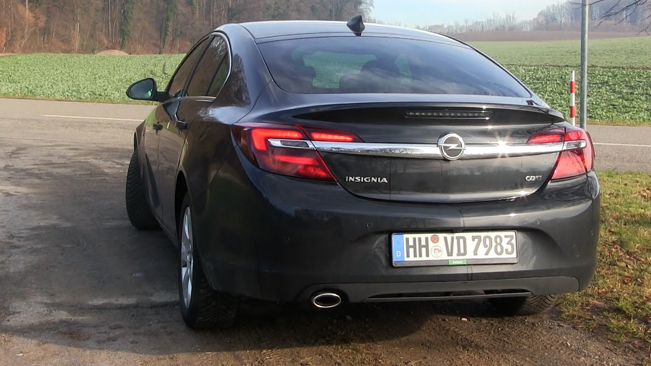 2016 opel insignia 2 0 cdti ecoflex 170 hp test drive youtube. Black Bedroom Furniture Sets. Home Design Ideas