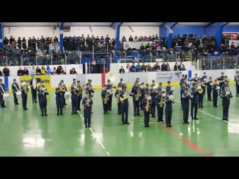 655 Richmond-2015 Band Competition (A Division)- Performance