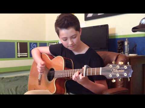 Maroon 5 - Maps - Fingerstyle Acoustic Guitar Cover