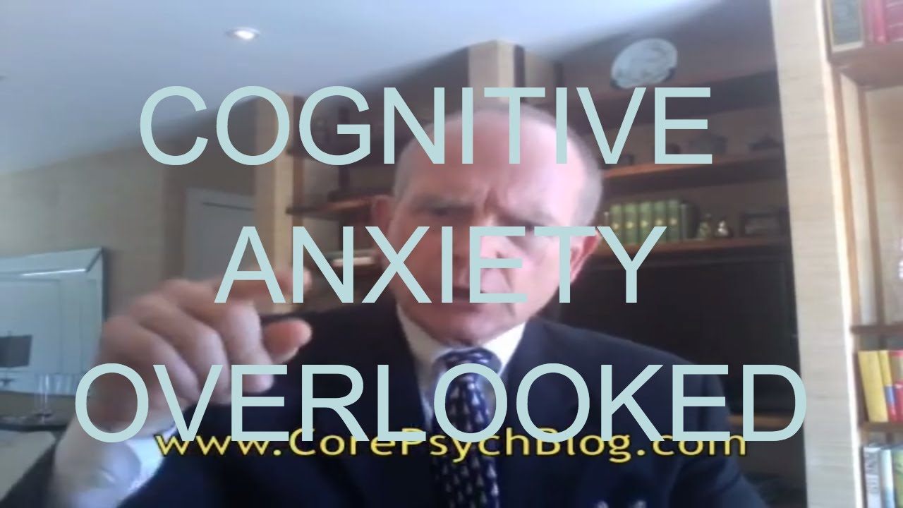 ADHD and Anxiety: ADHD Looks Like OCD - CorePsychCorePsych