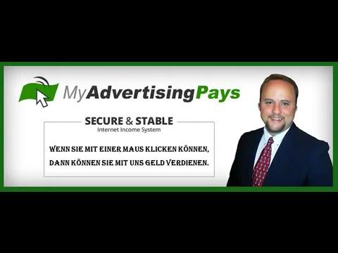 MyAdvertisingPays neutrale Präsentation deutsch