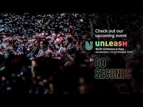 UNLEASH World Conference & Expo in Amsterdam 2018