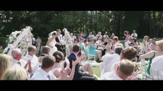 Свадьба на природе, шатёр №3