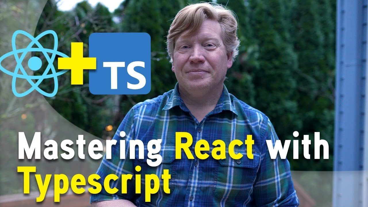 Mastering Typescript for React Components - Live!